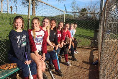 The Capistrano Valley Christian softball program readies for the 2017 season. Photo: Steve Breazeale