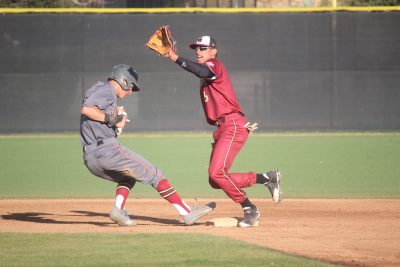 JSerra's Royce Lewis, right, will make an anticipated move to play shortstop for his final season. Photo: Steve Breazeale