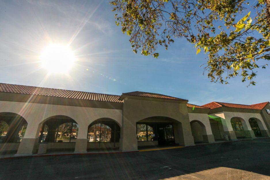 Trader Joe's plans on opening in the Mission Village Center in September. Photo: Allison Jarrell