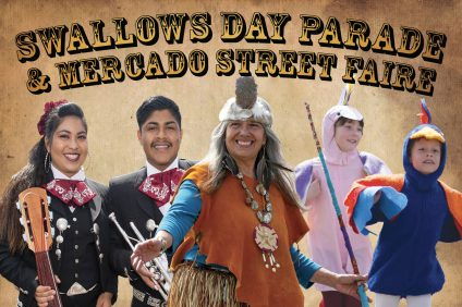 swallows day parade guide