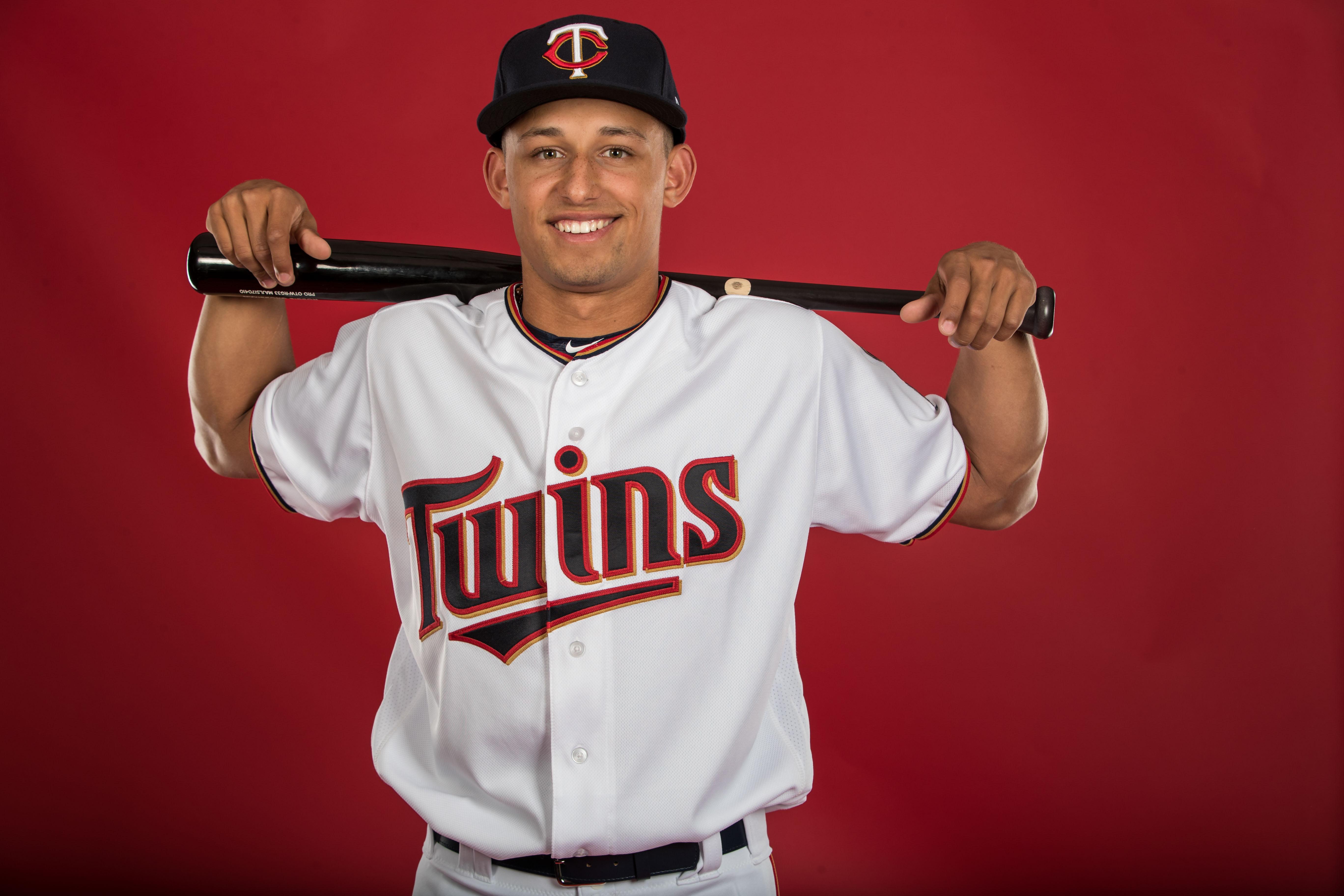Royce Lewis was drafted as a shortstop out of JSerra Catholic High School. Photo: Brace Hemmelgarn/Minnesota Twins