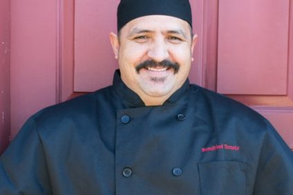 Sundried Tomato executive chef and partner Reymundo Pinedo has been with the restaurant for 20 years. Photo: Courtesy of Sundried Tomato American Bistros and Catering