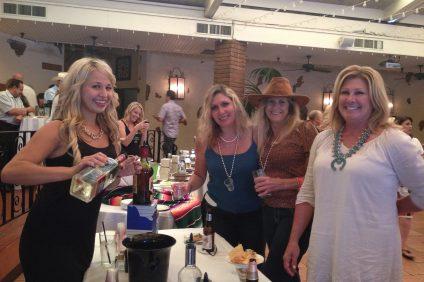 The annual Tequila Tasting is held at El Adobe de Capistrano. Photo: File.