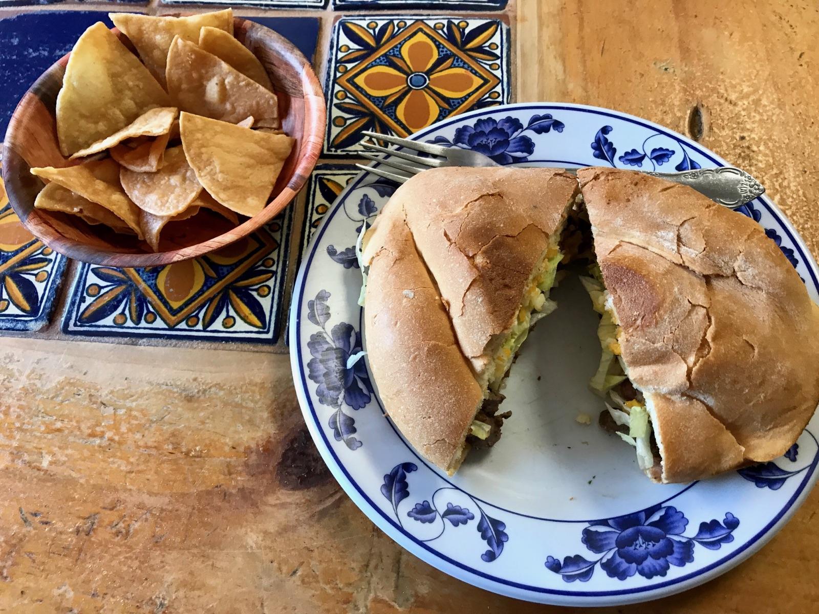 On the Menu_el coyotito_torta