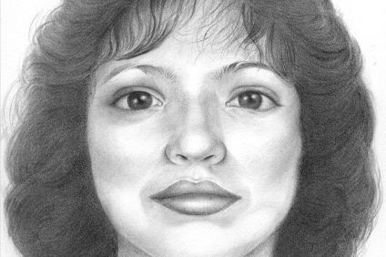 """Jane Doe was found Jan. 31, 2006 off Ortega Highway in Trabuco Canyon. She is estimated to have been 25-35 years old. She was 5'1"""" tall and weighed 113 pounds. She is suspected to be a Hispanic female with medium-to-long black curly hair, dark complexion and brown eyes. Image: Courtesy of OCSD"""