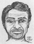 "John Doe was found Dec. 5, 1986 at the 5 Freeway overpass at Harbor Boulevard in an apparent suicide.  He was estimated to be a 25-35 year old Hispanic male, 5'6"" and 136 pounds. Image: Courtesy of OCSD"