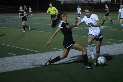 San Juan Hills girls soccer