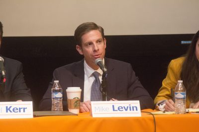 Mike Levin is a San Juan Capistrano based attorney who focuses on environmental issues and government affairs. Photo: Emily Rasmussen