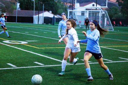 st. margaret's girls soccer
