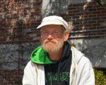 Harry Bradford, 63. Photo: Emily Rasmussen