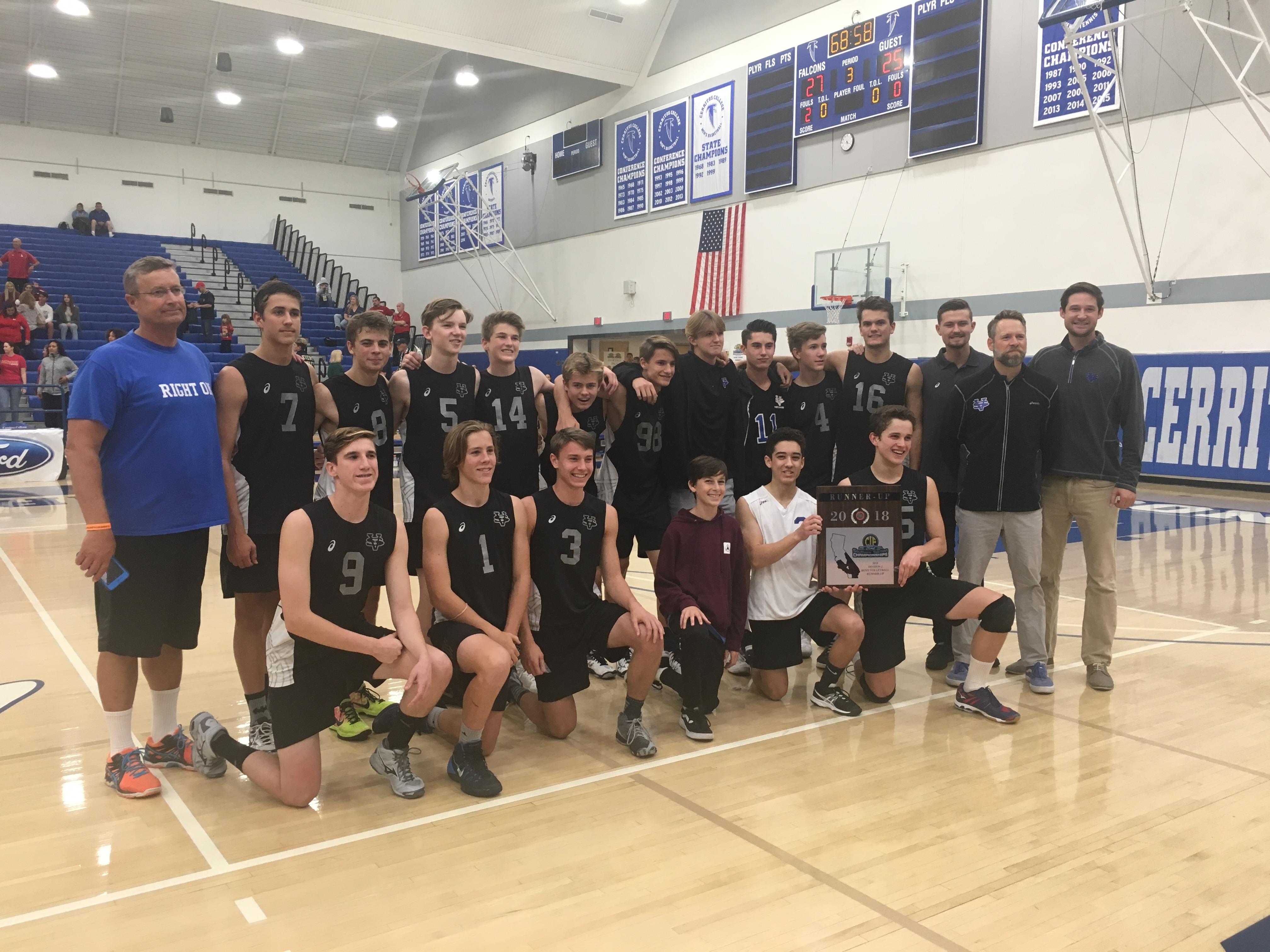 SVC Boys Volleyball