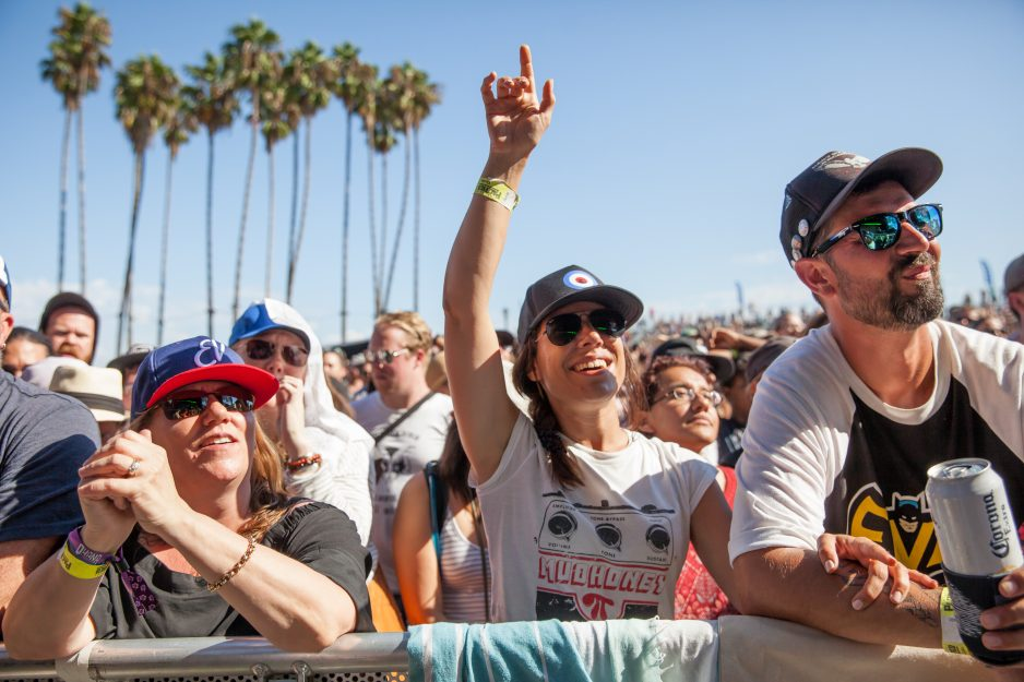 Ohana Music Festival will return to Doheny State Beach in Dana Point from Sept. 28-30. Photo: File.