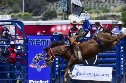 The Rodeo will be returning to Rancho Mission Viejo later this month. Photo: Scott Schmitt.