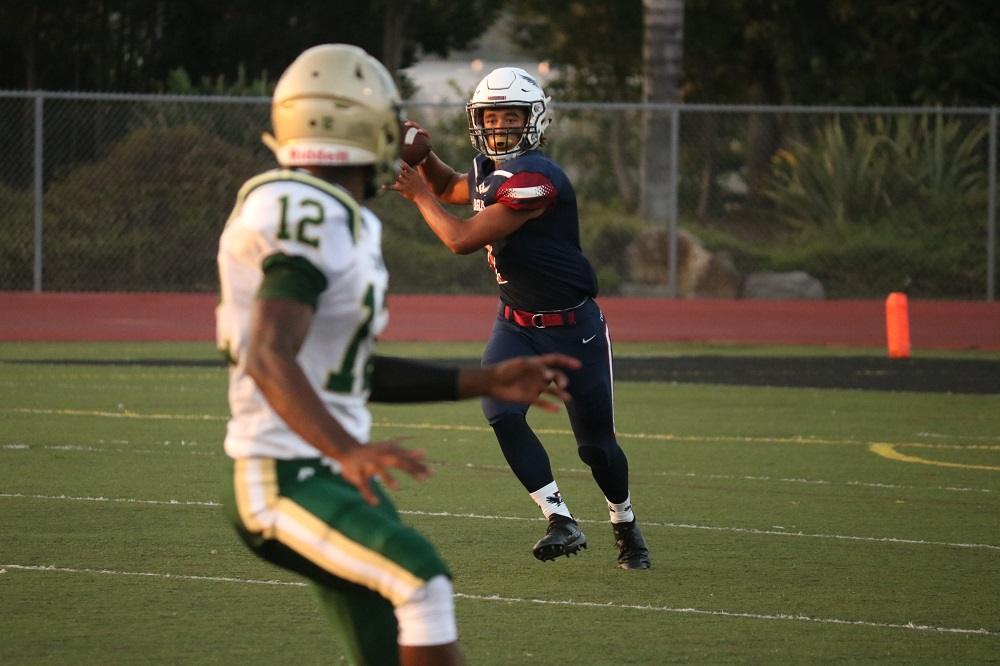 cvc overcomes struggles pulls out season opening overtime win the
