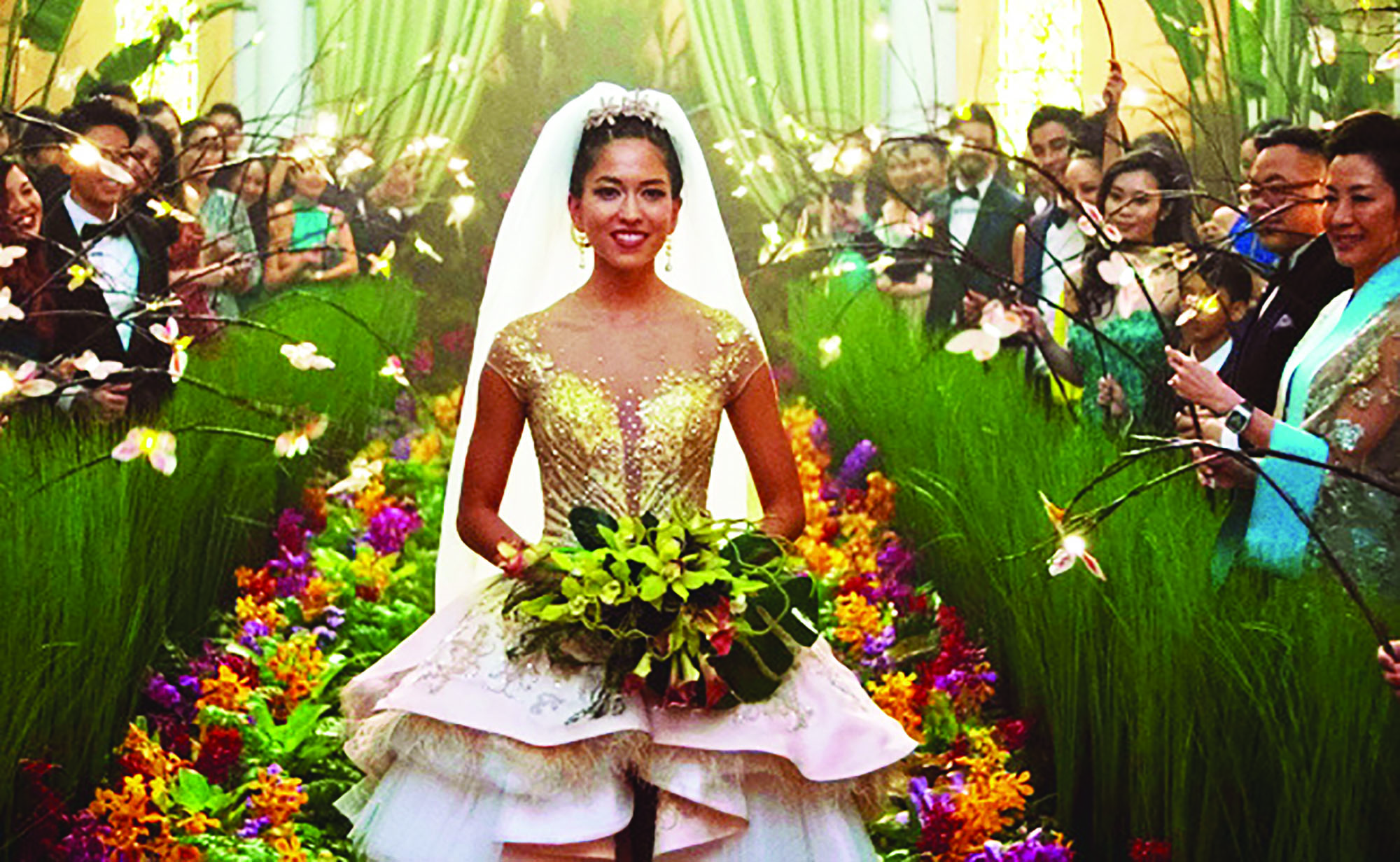 Crazy Rich Asian Film