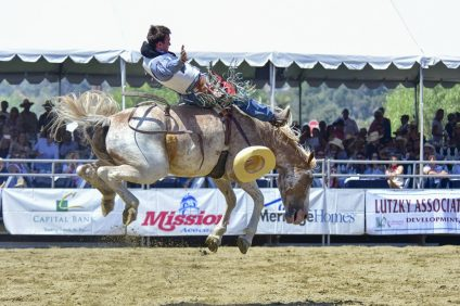 Several local businesses will be holding their own special events to celebrate the Rancho Mission Viejo Rodeo. Photo: Courtesy of Scott Schmitt.