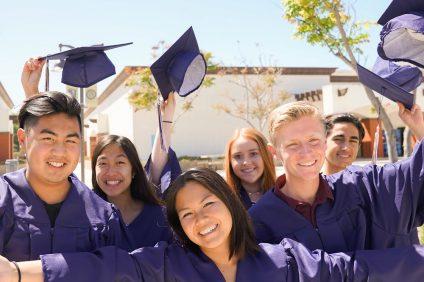 SJHHS Graduation Photo