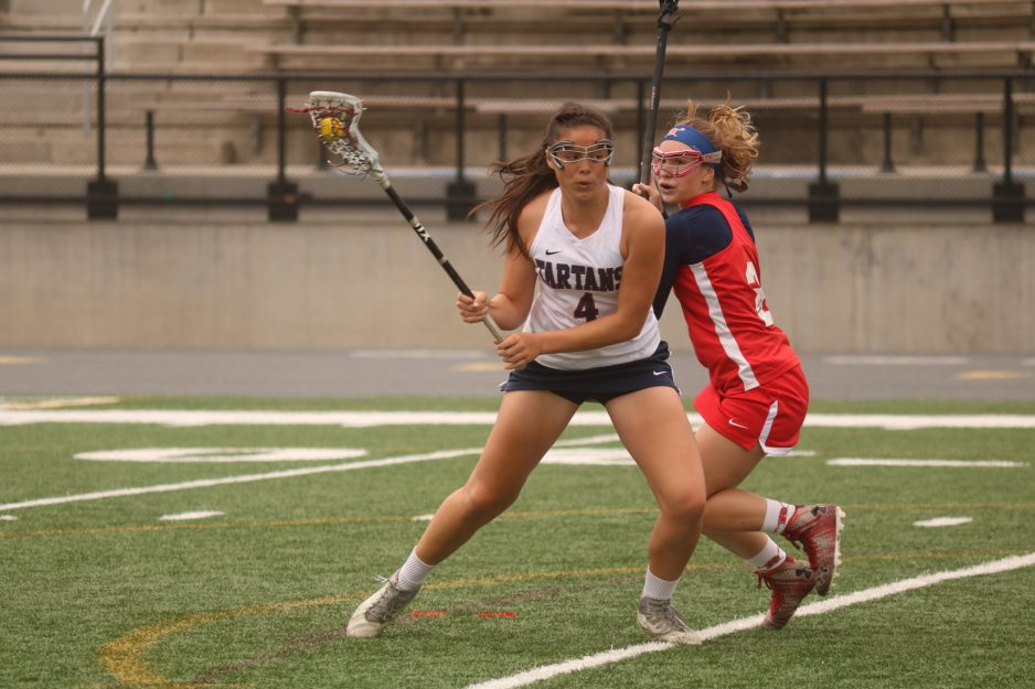 The St. Margaret's girls lacrosse team was far and away the best in Orange County and CIF-SS last season, and with few graduation losses, the Tartans are ready again for contention. Photo: Zach Cavanagh