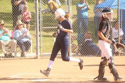 The San Juan Hills softball team put together its best league season in program history last year with a 7-1 record and Sea View League title. The Stallions try to roll over the success to the South Coast League. Photo: Zach Cavanagh