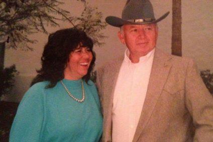 Betty and Paul Valenzuela. Photo: Courtesy of the San Juan Capistrano Historical Society