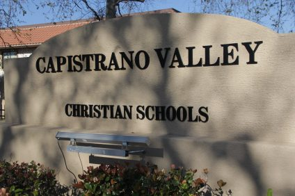 Premiere Christian Education Group acquired the property the Capistrano Valley Christian Schools sit on.   Photo: Shawn Raymundo