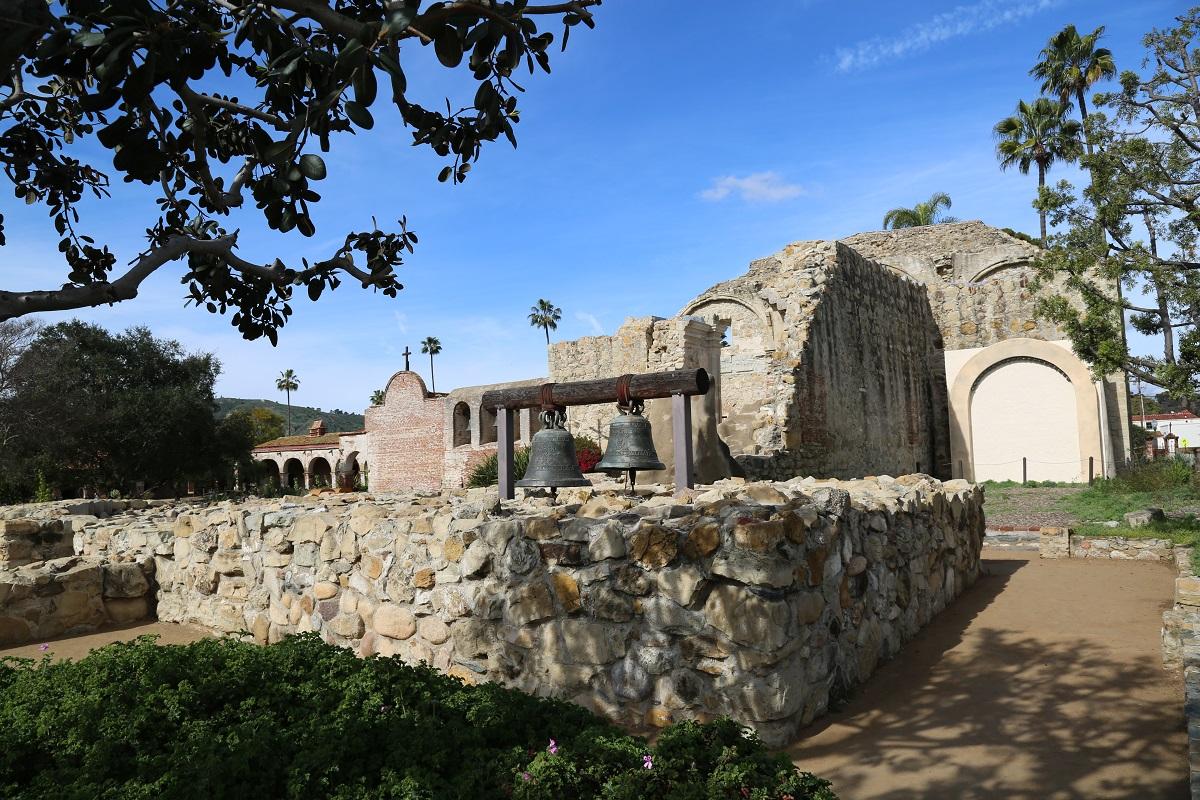 Mission San Juan Capistrano. Photo: File