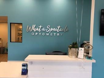 "Front office of ""What A Spectacle Optometry."" Photo: Courtesy of What A Spectacle Optometry"