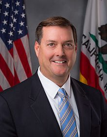 Assemblymember Bill Brough