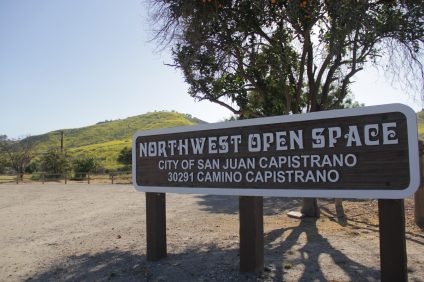 The City Council on April 16, voted to halt all potential development on San Juan Capistrano's Northwest Open Space. Photo: Shawn Raymundo