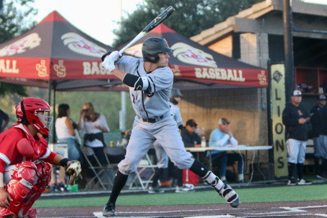 JSerra senior third baseman Michael Curialle was the sixth of six current and former Lions baseball players chosen in the 2019 MLB Draft on June 3-5. Photo: JSerra Athletics