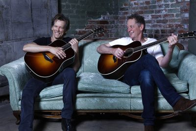 The Bacon Brothers will perform at The Coach House on Wednesday, Aug. 7. Photo: Courtesy of Jeff Fasano