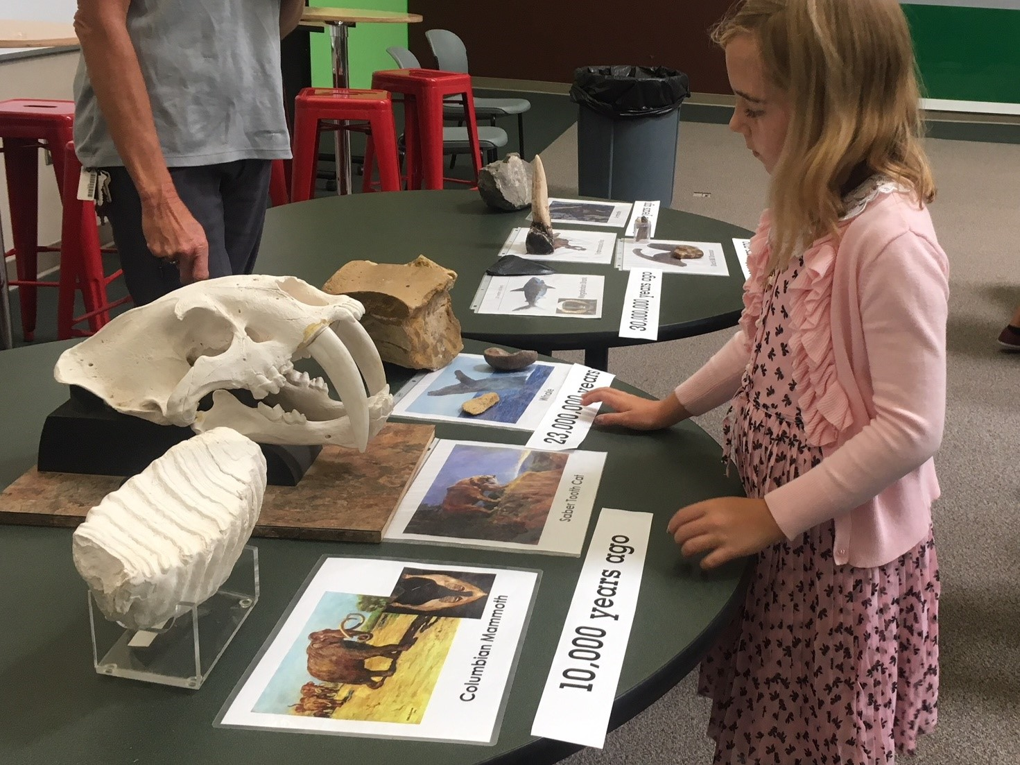 "The Reserve at Rancho Mission Viejo will host the learning workshop for children ""I Dig Fossils"" at the Ladera Ranch Library on Monday, July 15. Photo: Courtesy of The Reserve"