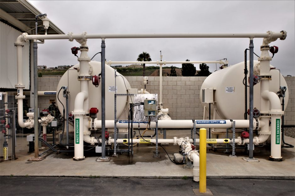 SCWD will now undergo the permitting process toward building the Doheny Ocean Desalination Project near its current facility in Dana Point. Photo: Adam Gilles