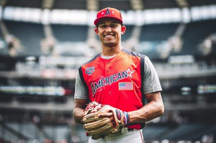 JSerra alum and 2017 No. 1 pick Royce Lewis played shortstop for the American League in the MLB All-Star Futures Game in Cleveland on Sunday, July 7. Photo: Fort Myers Miracle