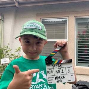 Ryan Hickman, a 9-year-old San Juan Capistrano resident who started his own recycling company, Ryan's Recycling, in 2012, was recently appointed to sit on the Kid's Board of Directors for the clothing-subscription company KIDBOX. Photo: Courtesy of Megan Wolborsky