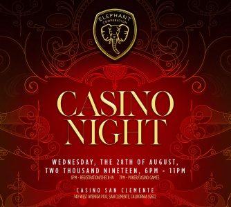 CasinoNight Header