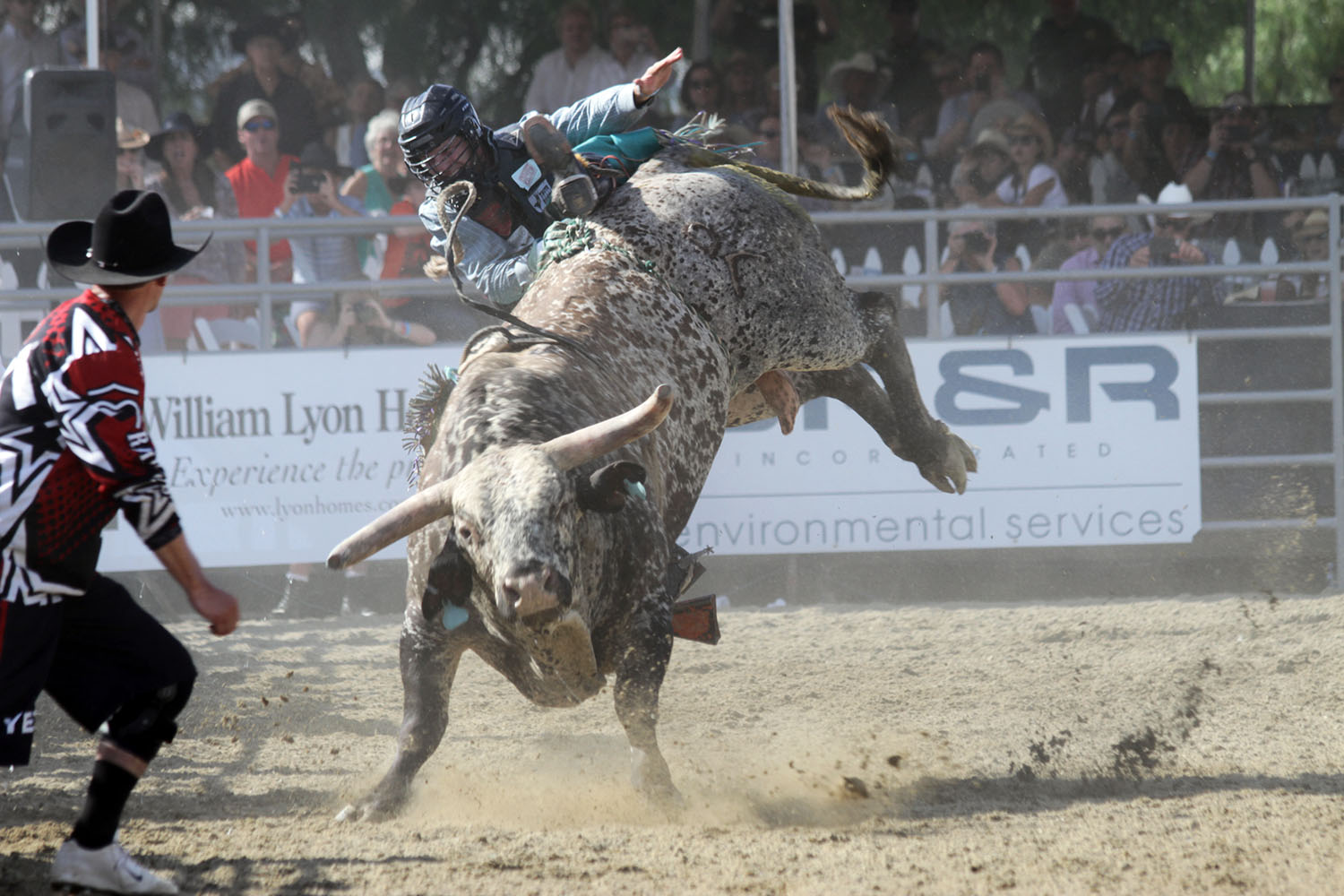 Video Photo Gallery Cowboys Compete In Annual Rmv Rodeo