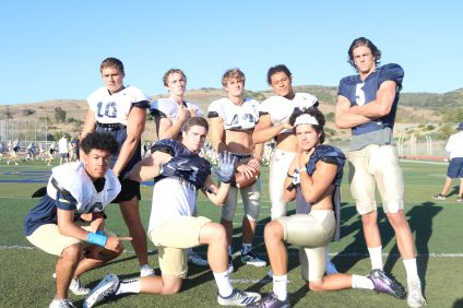 2019 San Juan Hills Football Preview. Photo: Zach Cavanagh
