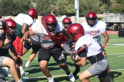 2019 JSerra Football Preview. Photo: Zach Cavanagh