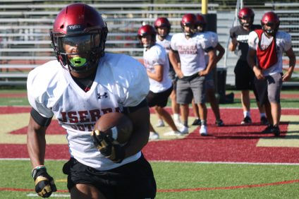 2019 JSerra Football Preview - Chris Street. Photo: Zach Cavanagh