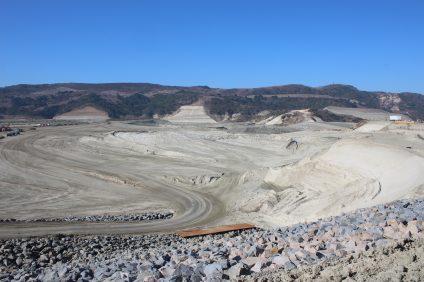 Trampas Reservoir
