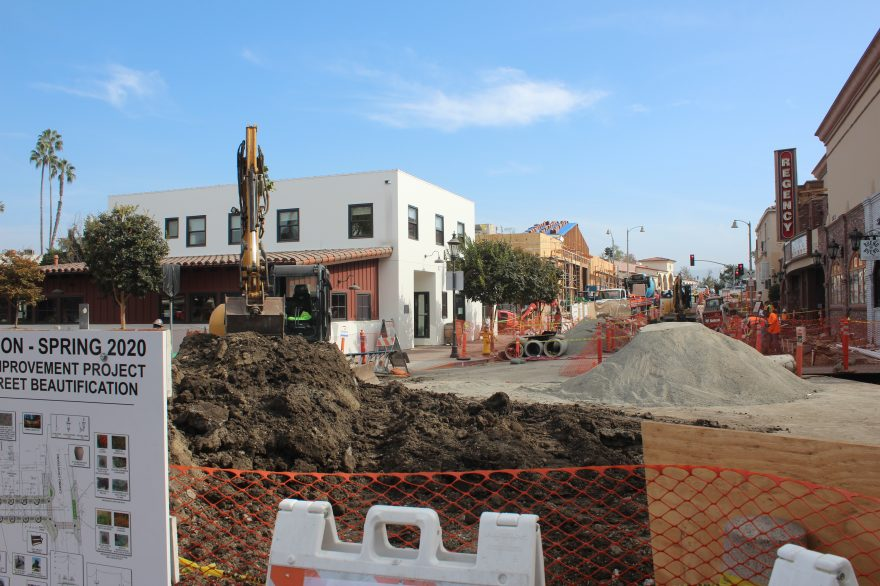 Verdugo construction